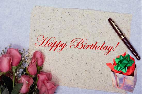 Поздравления с днем рождения партнера на английском